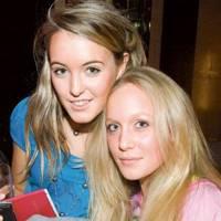 Daisy Dodd-Noble and Millie Allsopp