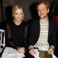 Lauren Laverne and Christopher Raeburn