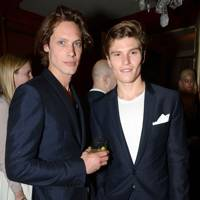 James Rousseau and Oliver Cheshire
