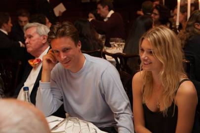 Cyprien Gaillard and Lily Donaldson