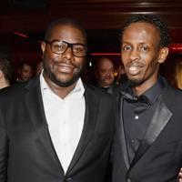Steve McQueen and Barkhad Abdi