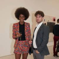Monique Sterling and Anthony Johns