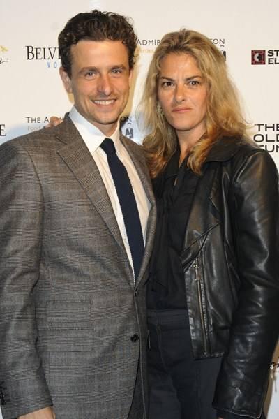 Hamish Jenkinson and Tracey Emin