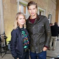 Cressida Bonas and Toby Huntington-Whiteley
