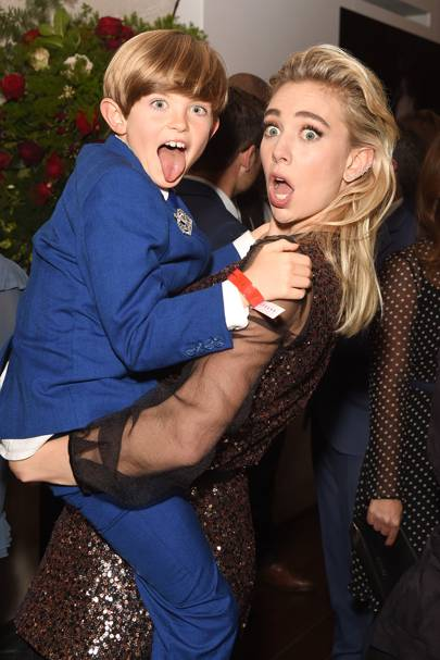 Billy Jenkins and Vanessa Kirby