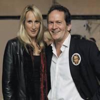 Sarah Lewis and Hugh Eaton