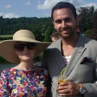 Gemma Boyle and Craig Landale
