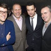 Nick Payne, Nigel Lindsay, Daniel Mays and John Crowley