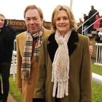 The Lord Lloyd-Webber and Lady Lloyd-Webber