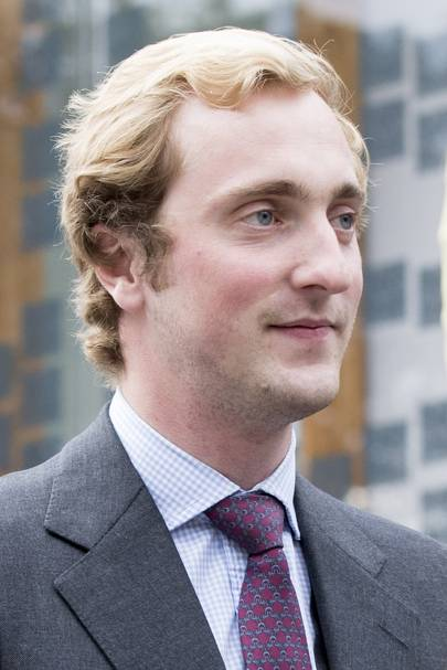 Prince Joachim of Belgium, 27