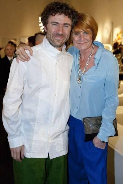 Thomas Heatherwick and Mary Portas