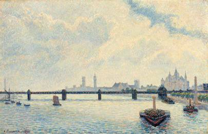 The EY Exhibition: Impressionists in London at Tate Britain