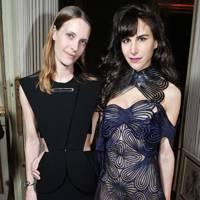 Vanessa Traina and Caroline Sieber