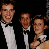 Lord Elphinstone, Nick Colquhoun and Claire Troughton
