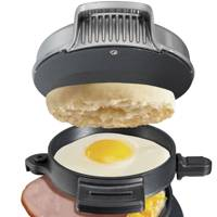 Egg-muffin maker