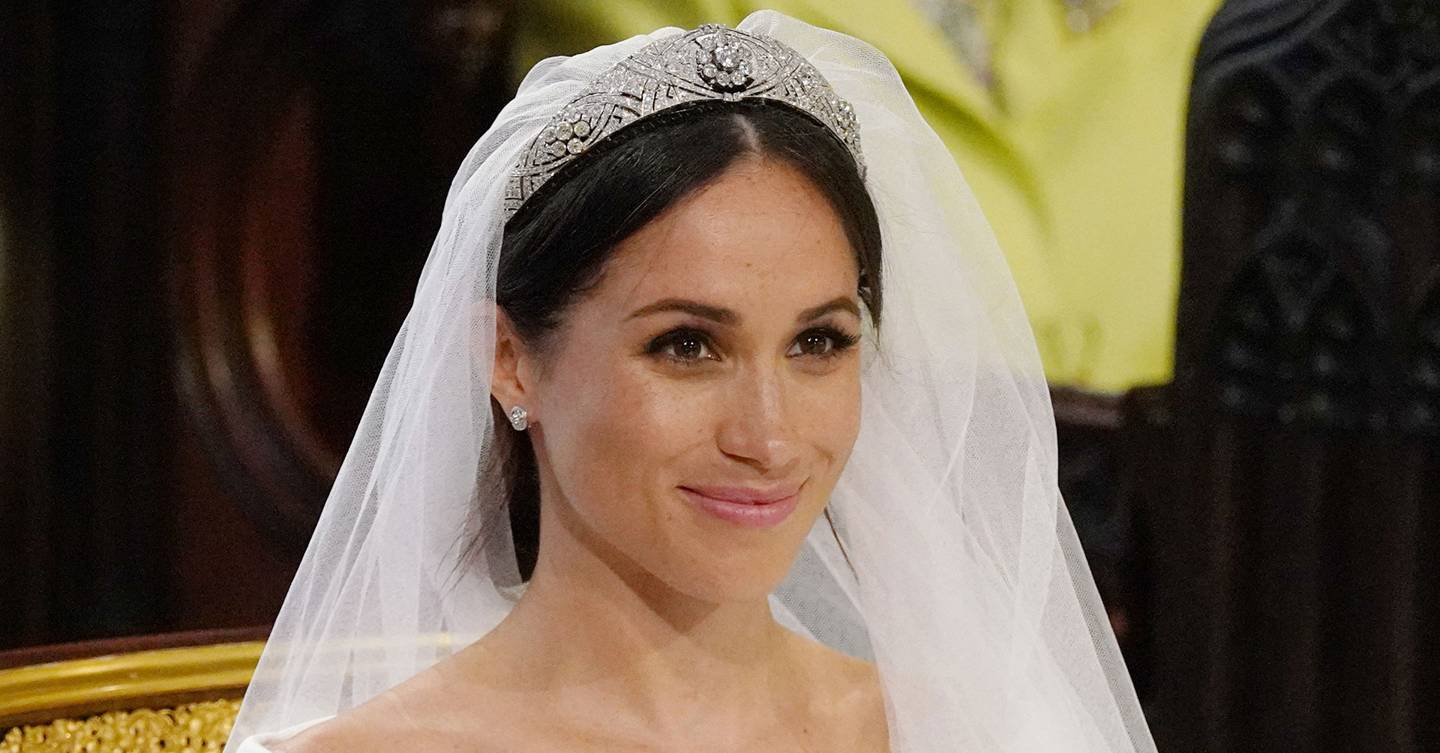 Why the Duchess of Sussex opted for Queen Mary's Bandeau Tiara for her wedding day