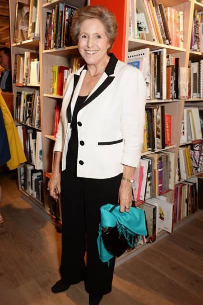 Dame Norma Major