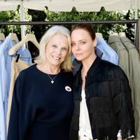 Astrid Heger and Stella McCartney