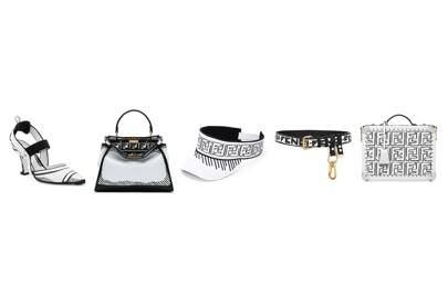 Fendi California Sky Collection
