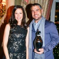 Francisca Kellett and Jason Friedman