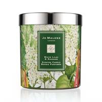Jo Malone White Lilac and Rhubard Candle
