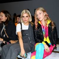 Tigerlily Taylor and Lady Mary Charteris