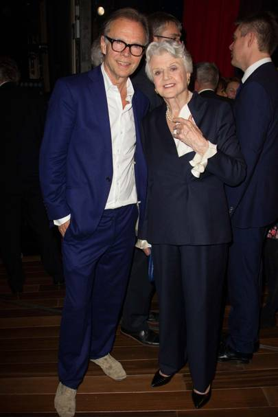 Jonathan Kent and Dame Angela Lansbury
