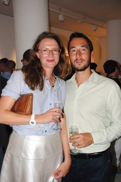 Philippa De'Ath and Roger De'Ath