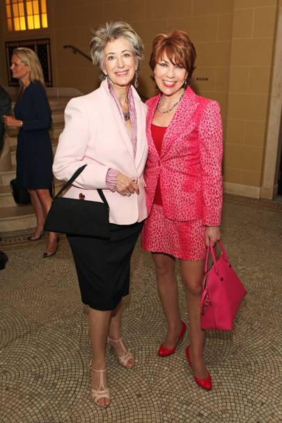 Maureen Lipman and Kathy Lette