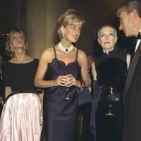 Princess Diana, 1995.