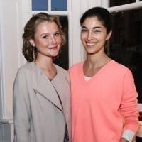 Amber Atherton and Caroline Issa