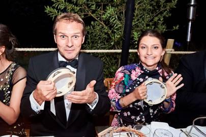 Ben Hutchen and Alice Best