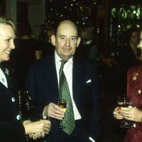Viscountess Portman, Viscount Portman and Mrs John Asprey