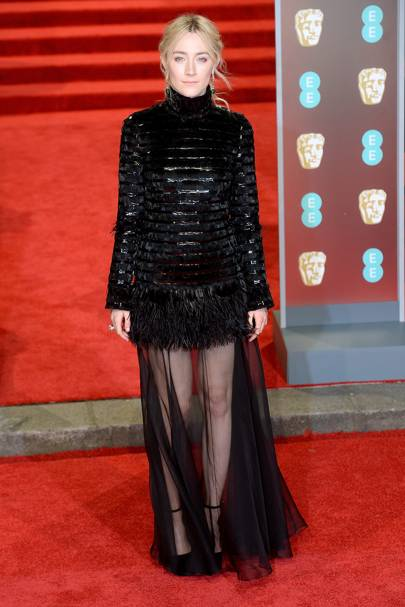 Saoirse Ronan in Chanel
