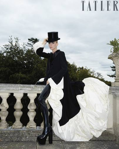 Sabine Getty on the allure of couture