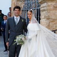2016 - Alejandro Santo Domingo and Lady Charlotte Wellesley