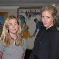 Zoe Kuipers and Ophelia Hohler