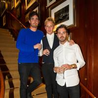 Olly Hadden Paton, Jamie Laing and Toby Wilkinson