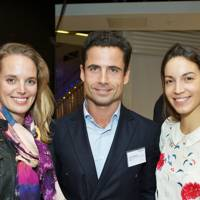 Annabel Kilner, Leo Fenwick and Jessica Crawley