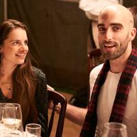 Beanie Major and Drummond Money-Coutts