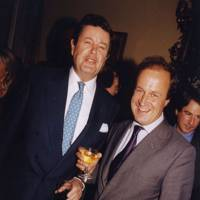 Lord Charles Spencer-Churchill and David Waterhouse