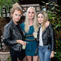 Gemma Janes, Diana Vickers and Kara Rose Marshall