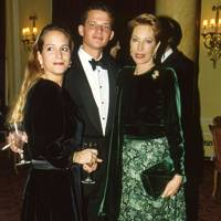 Princess Zara Aga Khan, George Duffield and the Begum Aga Khan