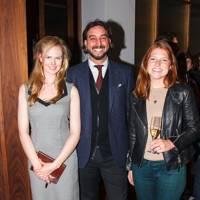 Daisy Dunn, Imran Hussein and Cordelia Rosa