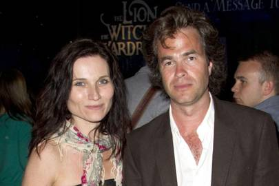 Kate Fleetwood and Rupert Goold
