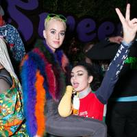 Katy Perry and Charli XCX