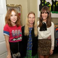 Laura Jackson, Angela Scanlon and Katie Hillier