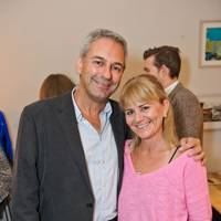 Kevin Maguire and Emma Burstall
