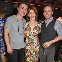 Alexander Hanson, Jane Asher and Antony Eden