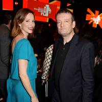 Sienna Guillory and Guy Myhill
